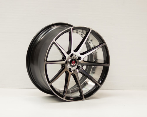 "AXE EX16 20"" Alloy Wheels Staggered Fitment"