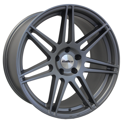 "Calibre CC-R Gunmetal 18"" Alloy Wheels"