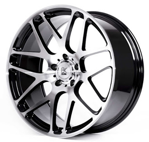 "BK Racing BK170 18"" Flow Form Alloy Wheels"