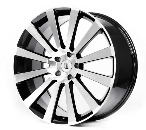 "BK Racing BK660 22"" Alloy Wheels"