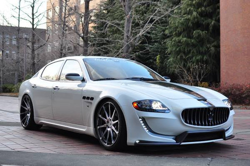 Maserati Quattroporte M Body Kit 2009-2012