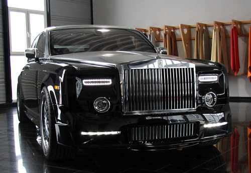 Rolls Royce Phantom Mansory Style Body Kit