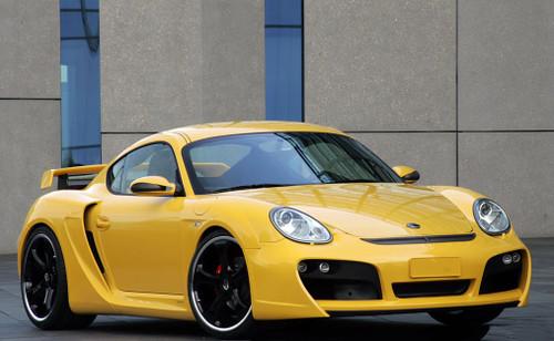 Porsche Cayman (987) Body Kit
