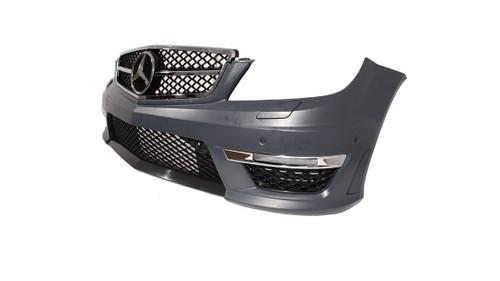 Mercedes W204 C-Class AMG C63 AMG Style Body Kit