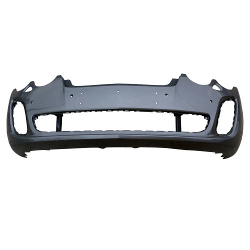 Bentley Continental GT & GTC Supersports Front Bumper Genuine