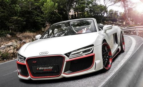 Audi R8 R Bodykit