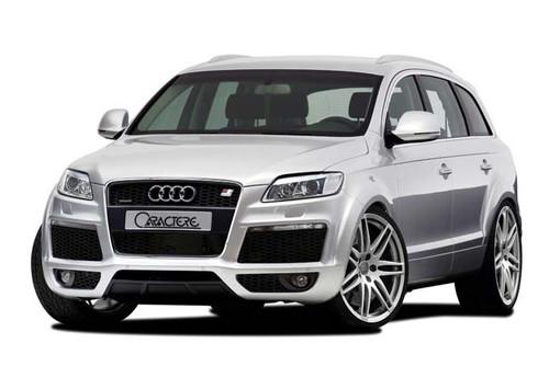 Audi Q7 Caractere Aerodynamic Bodykit