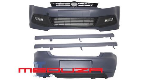 VW Polo 6R R-Line Style Bodykit