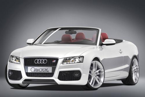 Audi A5 Cabrio Caractere Aerodynamic Bodykit