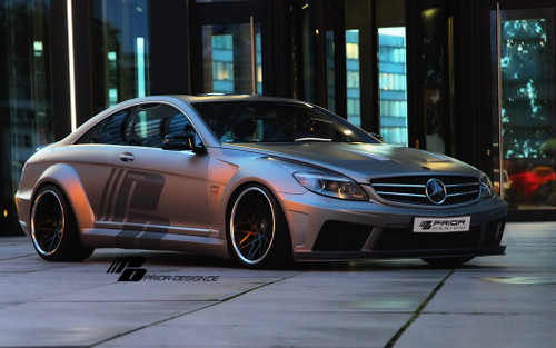 Mercedes CL W216 Black Series V2 Prior Design Bodykit