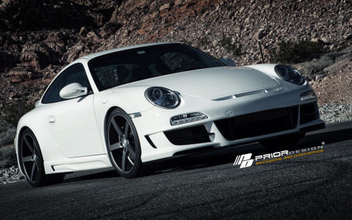 Prior Design Porsche 911 977.2 Bodykit
