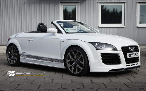 Prior Design Audi TT 8J Bodykit