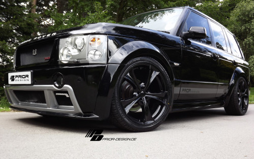 Prior Design Wide Arch Bodykit for Range Rover 2002-2005
