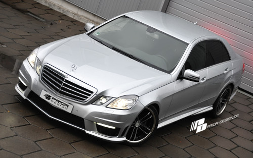 Mercedes E Class W212 Prior Design Bodykit