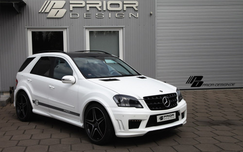 Mercedes M Class W164 Prior Design Bodykit