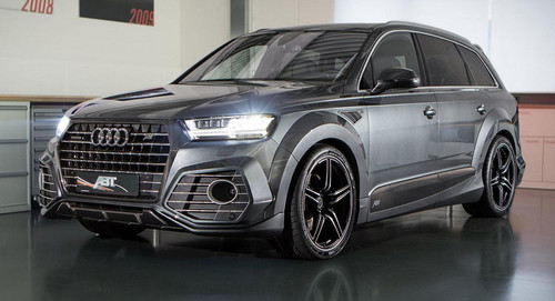 Audi Q7 2015 ABT QS Bodykit