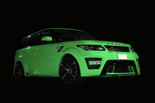 Range Rover Sport 2015 Meduza RS-700 Body Kit GREEN