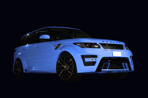 Range Rover Sport 2015 Meduza RS-700 Body Kit BLUE
