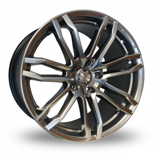 "AC Aster 18"" Alloy Wheels Gunmetal"