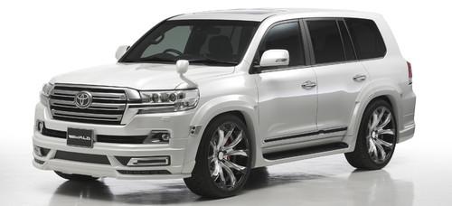 Toyota Land Cruiser 2015 Wald International Bodykit