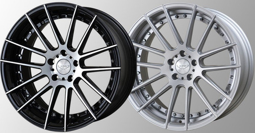 "Judd 20"" T235 Alloy Wheels Staggered Fitment"