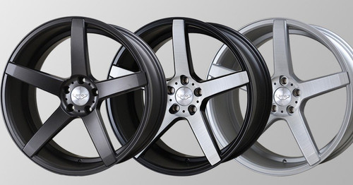 "20"" T203 Alloy Wheels Staggered Fitment"