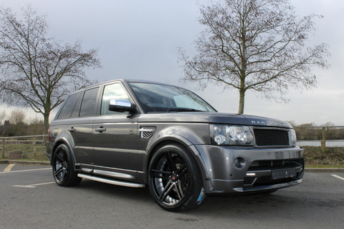 Range Rover Sport Autobiography & RS Fender Pack Bodykit 2005-2009 Grey