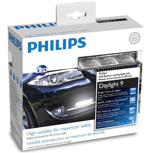 Philips Daylight 9 DRL Daytime Running Light Kit