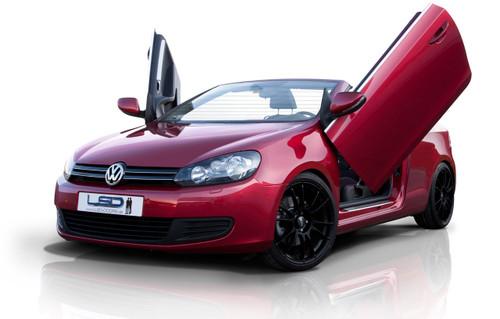 Volkswagen Golf MK6 LSD Lambo Door Kit