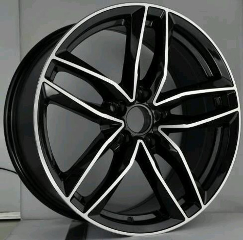 "19"" RS6 Style Alloy Wheels"