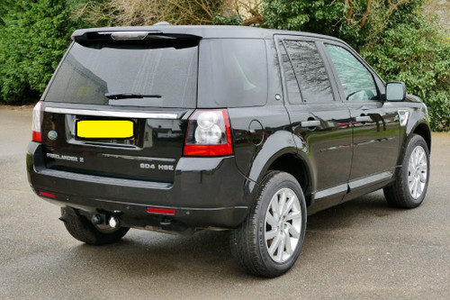 Land Rover Freelander 2 Rear Roof Spoiler Genuine