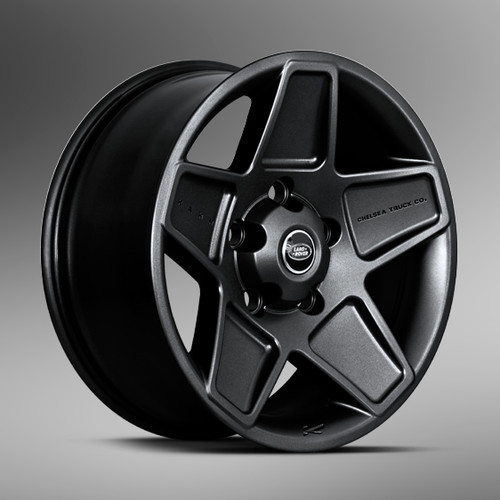 "20"" Kahn Modial Retro Alloy Wheels"