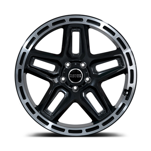"22"" Kahn GO6 Alloy Wheels"