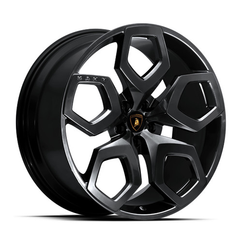 "20"" & 21"" Kahn Santagata Alloy Wheels for Lamborghini Aventador"