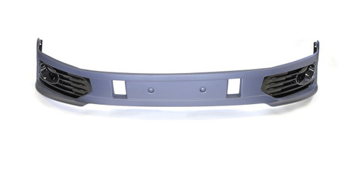 Volkswagen T5 Front Lip Splitter with LED