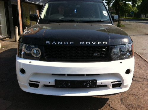 Range Rover Sport 2010 Autobiography Front & Rear Bumpers