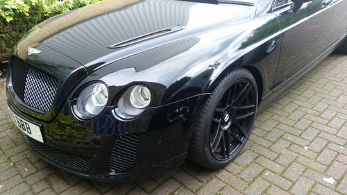 Bentley Continental Fly Spur Super Sport Front Bumper