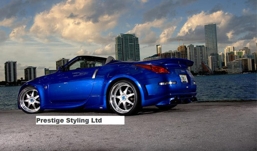 Nissan 350Z Z33 Veilside Style Version 3 non wide kit