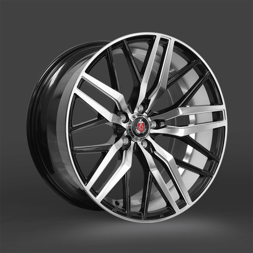 "AXE EX30 20"" Alloy Wheels Gloss Black Polished Face"