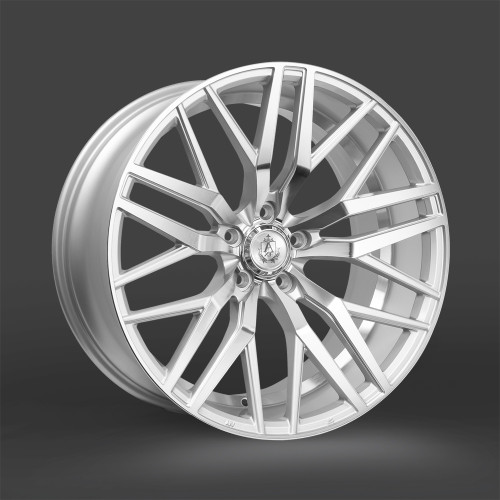 "AXE EX30 22"" Alloy Wheels Silver"