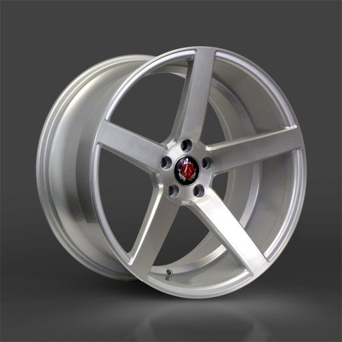 "AXE EX18 22"" Alloy Wheels Silver"