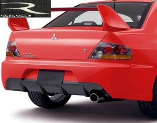 Mitsibushi Evo 9 Rear Diffuser Carbon Fibre