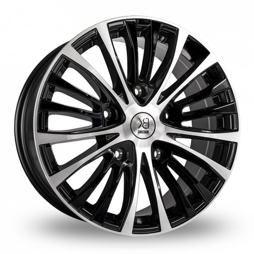 "BK Racing 191 16"" Alloy Wheels Ford Transit"