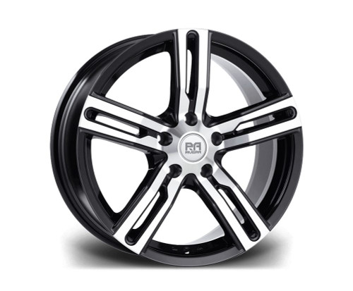 "20"" Alloy Wheels Riviera Blade Commercial"