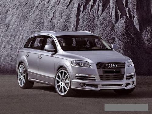 Audi Q7 Nothelle Style Aerodynamic Bodykit