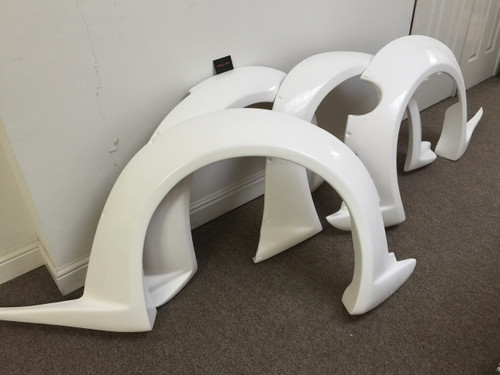 Nissan 350Z Veilside V3 Wheel Arch Kit
