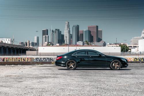 "20"" Ferrada FR3 Alloy Wheels Mercedes Benz CLS"