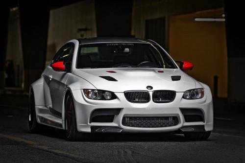BMW 3 Series E92/E93 GTR Coupe 2009-2012 VRS Style Body Kit