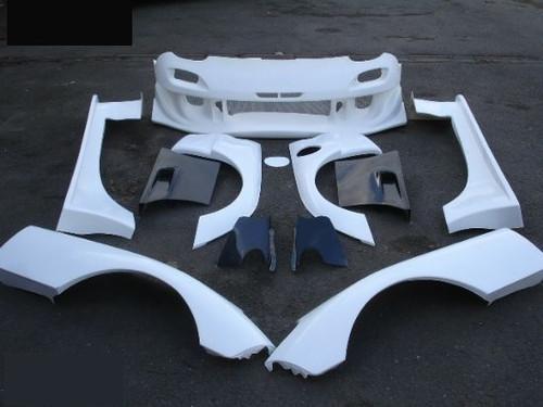 Mazda RX7 FD3S RE Style Body Kit
