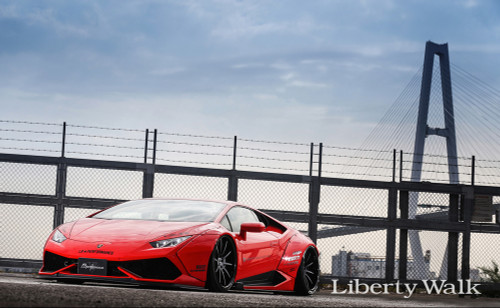 Lamborghini Huracan Liberty Walk Ver.2 Body Kit